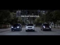Nissan: Your story starts here   Ads of the World™