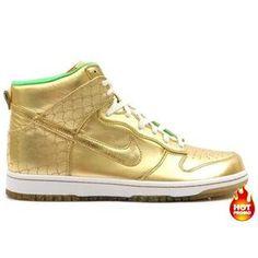 punaises NikeTown - Nike Dunk High on Pinterest   Men\u0026#39;s Nike, Yellow Black and Tweed