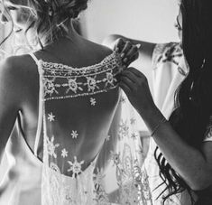 Perfect Beautiful Alternative Wedding Dress Inspiration Style White Cami Backless Silk Wedding Gown With Lace Beaded Embellished White Sheer Veil dresses backless silk Alternative Wedding Dresses, Wedding Dress Styles, Wedding Attire, Boho Wedding, Wedding Decor, Wedding Day, Wedding Bride, Bridal Gowns, Wedding Gowns