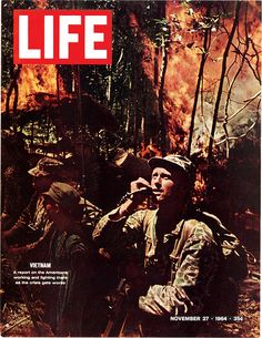 LIFE Covers: The War in Vietnam   LIFE.com