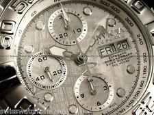 Invicta Men Reserve Subaqua Noma Gibson Meteorite Valjoux 7750 Auto Chrono Watch