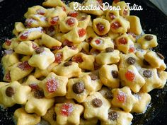 #receita #receitasdonajulia #bomdia #food RECEITAS DONA JULIA - Blog de Culinária Gastronomia e Receitas.: BISCOITO DELICIA