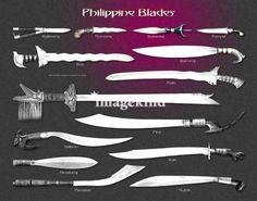 A Balaraw in my pocket. Philippine Mythology, Philippine Architecture, Baybayin, Philippines Culture, Filipino Culture, Filipino Tattoos, Mindanao, Medieval Weapons, Pinoy