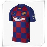 Camisa de Futebol Barcelona Equipamento Principal 2019-20 Manga Curta Messi 10, Lionel Messi, Camisa Barcelona, Antoine Griezmann, Football Shirts, Shorts, Real Madrid, Psg, Liverpool