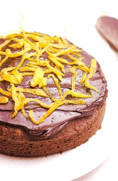 Low FODMAP Recipe and Gluten Free Recipe - Chocolate & orange cake http://www.ibs-health.com/low_fodmap_chocolate_orange_cake.html