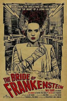 Bride of Frankestein 1935