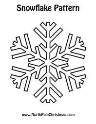 snowflake patterns to use for crafts christmas decorations snowflake clip art snowflake templates and more
