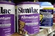 NYC Dept. checking infant formula makers for fraud: official