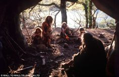 Group of cannibal Neanderthals 'butchered 12 of their neighbours including children and ate them for dinner', say scientists after discovering grim remains in Spain