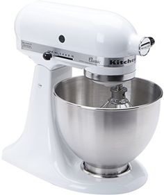 ::KitchenAid Classic Mixer | holiday gift guide by the skinny confidential::