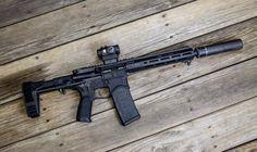 Zombie Weapons, Weapons Guns, Guns And Ammo, Springfield Saint, Springfield Armory, Ar15 Pistol, Firearms, Shotguns, War Dogs