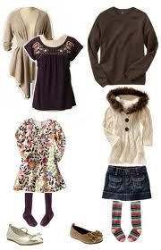what to wear family photo shoot - Google Search