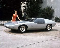 Opel CD (Coupé Diplomat,1969)