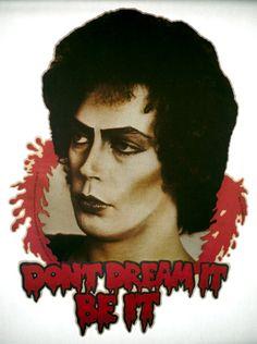 Vintage Rocky Horror Picture Show Dr FranknFurter by gorillatime, $10.00