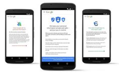 The new 'My Account' page aims to provide more context around your privacy decisions in relation to #Google's services