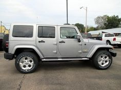 New 2014 Jeep Wrangler Unlimited Sahara For Sale in Savannah TN | 1C4BJWEG1EL138568