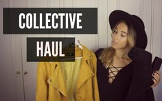 COLLECTIVE HAUL!! Stradivarius, H&M, Fashion Pills... Youtube Video. Trendencies TV