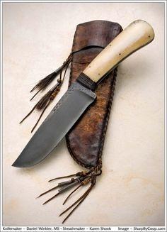 Rule #5 of Investing in Custom Knives