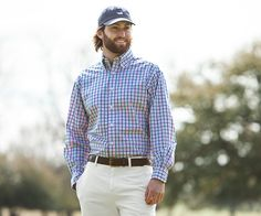 Southern Marsh Collection — The Evans Gingham http://www.dixiepickersstore.com/