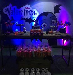 101 fiestas: Fiesta temática Vampirina