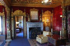 Casa del Mar living room Hearst Castle