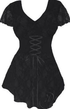 PREORDER UNTIL 7/2 ONLY! Sexy PLUS SIZE Sweetheart Corset Top in Black ❤ www.Figuresque.com ❤
