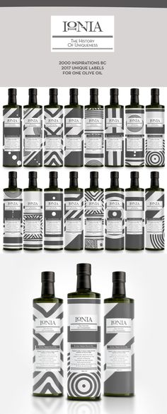 IONIA Limited Edition Packaging Design