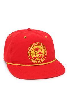 ffa2a6a8fdd PacSun presents the Vans Benton Snapback Hat for men