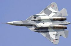 Sukhoi T-50 ~> Gambar: Dmitry Zherdin