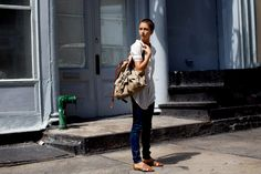 On the Street….Mercer St., New York « The Sartorialist