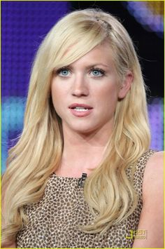Brittany Snow hair!