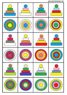 1 million+ Stunning Free Images to Use Anywhere Preschool Learning Activities, Preschool Printables, Preschool Worksheets, Toddler Activities, Preschool Activities, Kids Learning, Activities For Kids, Visual Perception Activities, Montessori Materials