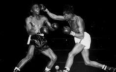 Ray Robinson  vs  Randy  Leamington Licker Turpin