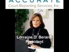 New York Court Reporters, Accurate Court Reporters New York, 631-331-3753:  http://youtu.be/CIGge-n3zb4