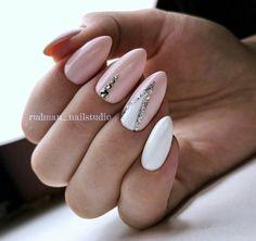 Nail Design Ideas - Photos, Videos, Lessons, Manicure - Nagellack - Herrlich Hair and Nail-Ideen Love Nails, Pink Nails, My Nails, Crazy Nails, Fancy Nails, Stylish Nails, Trendy Nails, Nagellack Design, Nagel Hacks