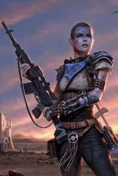 The one-armed, bad-ass, Imperator Furiosa, as played by Charlize Theron in Mad Max: Fury Road, is the equal to Max Rockatosky in every way. Mad Max Fury Road, Tom Hardy, Charlize Theron, Imperator Furiosa, Pop Culture Art, Post Apocalypse, Geek Art, Sci Fi Fantasy, Dark Fantasy