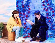 Jungkook looking at his world! Seokjin, Namjoon, Bts Taehyung, Bts Bangtan Boy, Bts Jungkook, Taekook, Foto Bts, Vkook Memes, Bts Memes