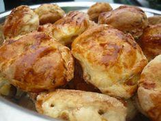 """Anya, ez isteni!..."", avagy Gabojsza konyhája: Káposztás pogácsa Scones, Kale, Biscuits, Cabbage, Muffin, Breakfast, Birthday, Bridge, Collard Greens"