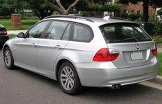 BMW 3 Series (Estate)