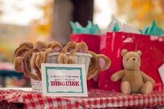 My Daughter's Teddy Bear Picnic Birthday Party