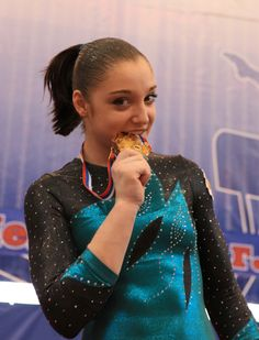 Aliya Mustafina, Russian gymnastics