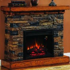 Fireplaces Small Electric Fireplace And Stone Electric Fireplace .  Electric Fireplace Stone