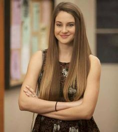 Shailene Woodley as Amy in The Secret Life Of The American Teenager ♡