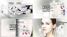■ 2014. 12. ■ --------------------------------------------------- Fillerina Brand History.