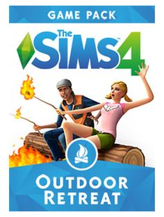 sims 4 outdoor retreat expansion pack