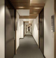 Hotel Hallway, Hotel Corridor, Hotel Boutique, Corridor Lighting, Corridor Design, Lobby Design, Design Hotel, House Design, Luxury Condo
