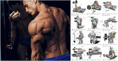 Triceps Workout: 3 Superset Workout Routine For Killer Triceps workout triceps superset routine killer Full Body Workout Program, Workout Programs, Biceps And Triceps, Biceps Workout, Chest Workouts, Fun Workouts, Body Workouts, Workout Routines, Workout Body