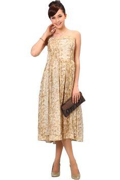 beaucute.com gold maternity dress (06) #maternitydresses