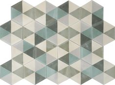 Popham Design Hex Zulu – camouflauge/bone/warm grey/dark celadon/moss | MarrakechDesign