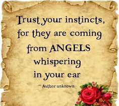 Angels communicate by thoughts & your inner feelings. Allow me to communicate with your own Angels by clicking on the picture today Anna Simon